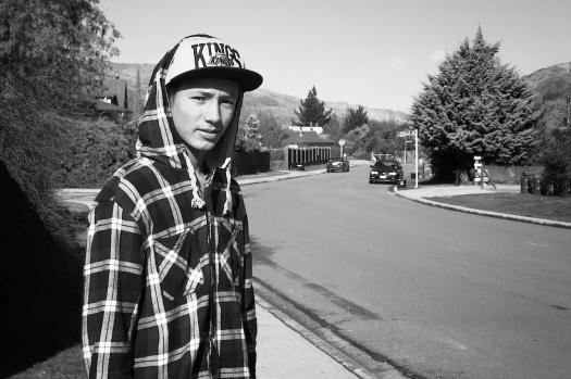 Max gillin (gangsta chillin)