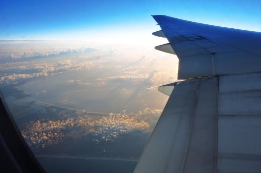Flight Auckland-Queenstown