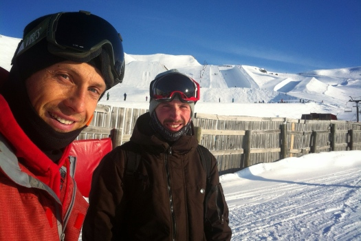 This is Cardrona