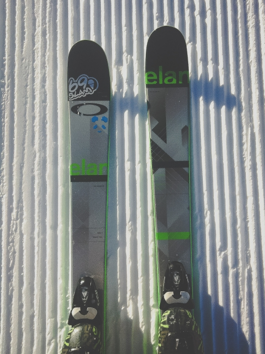 New Elan blades are crazy