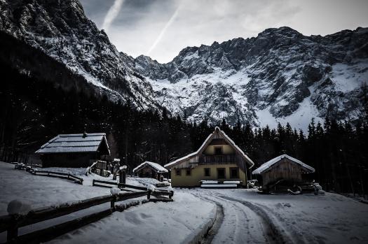 Alpine centre of Davo Karničar