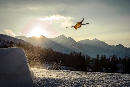 Last rays of the day  photo: Klemen Razinger