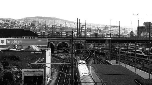 Zurich-Hardbrucke
