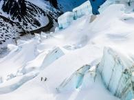Argentier glacier